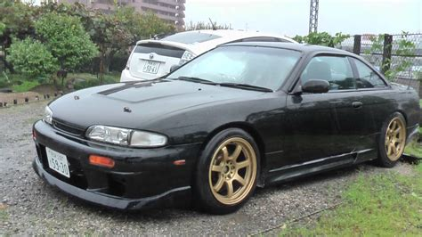 modified nissan 240sx modified nissan silvia s14 240sx japan youtube