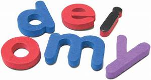 magnetic foam small lowercase letters tcr20623 With small foam letters