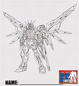 Gundam Build Guy Coloring Fighters Sniper Gm sketch template