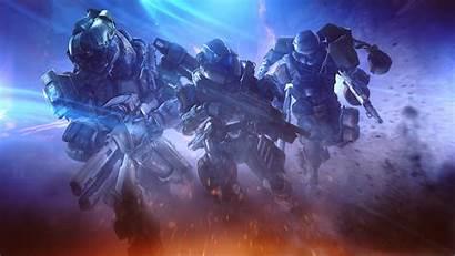 4k Destiny Wallpapers Forsaken Halo Spartans E3