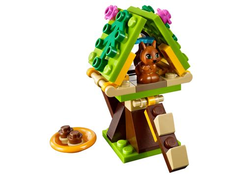 Squirrel's Tree House 41017