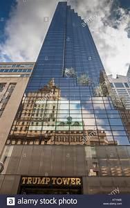 Trump Tower New York Stock Photos & Trump Tower New York ...