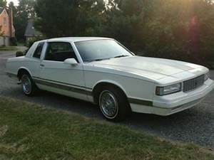 Buy Used 1986 Chevrolet Monte Carlo Luxury Sport Coupe 2