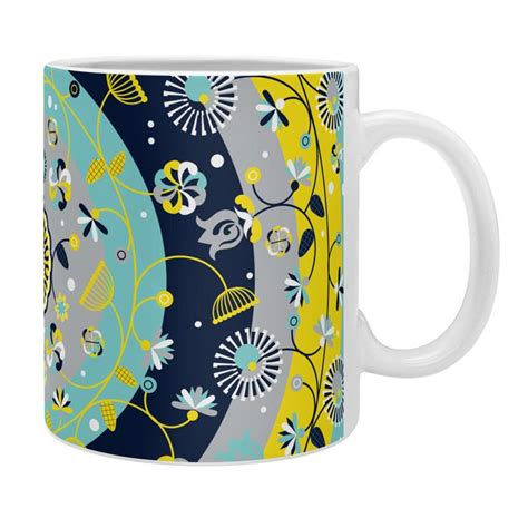 Great savings & free delivery / collection on many items. Floral Target Coffee Mug Sam Osborne