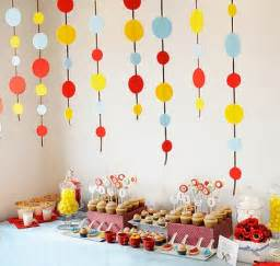Birthday Room Decoration Ideas by Decorating Ideas For A Birthday Party Room Decorating