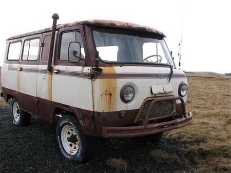 uaz van uaz cer van spotted this old 4wd uaz ulyanovsky