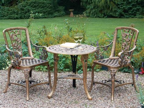 Patio Furniture Table by Patio Set Bistro Table And Chairs Garden Furniture Outdoor