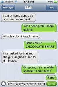 funny auto correct texts MEMEs