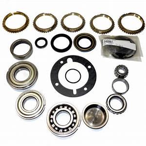 A535 Transmission Bearing  Seal Kit W  Synchro Rings 88