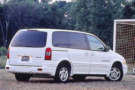 1997-05 Pontiac Trans Sport/Montana | Consumer Guide Auto