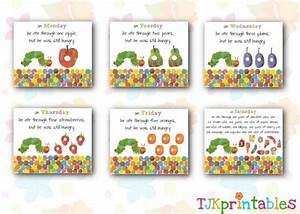 Terrifically Thomas   U0026quot The Very Hungry Caterpillar Day U0026quot