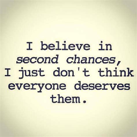 Second Chances Quotes Quotes About Second Chances Quotesgram