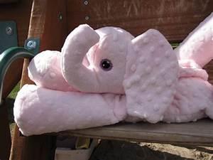 Elephant Stuffed Animal Sewing Pattern By Warmfuzziesbygen