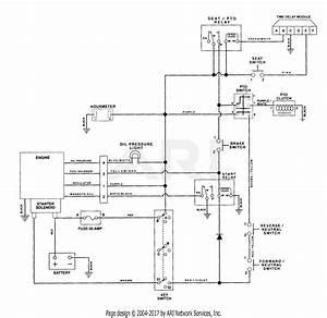 Gravely Promaster 300 Wiring Diagram