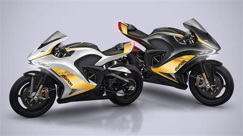 Damon Motorcycles Eyes Millennial Market With Two New ...
