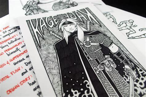 creare  nuovo personaggio  manga  anime