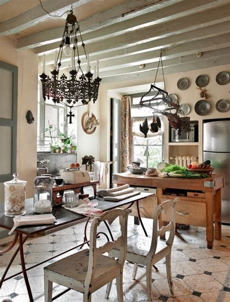 french kitchen country house dreaming pinterest