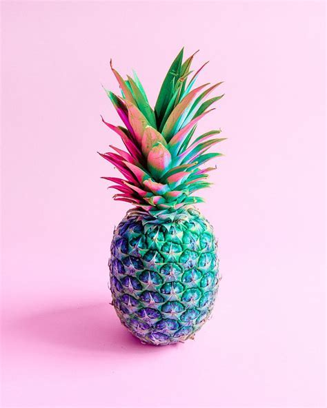 be a be a pineapple