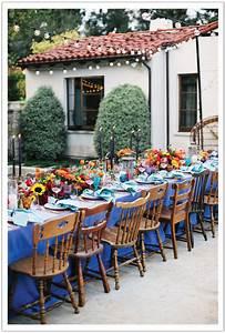 Spanish Fiesta Dinner Party Rancho Santa Fe
