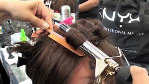 Cosmetology  Curling Iron Procedure For State Board