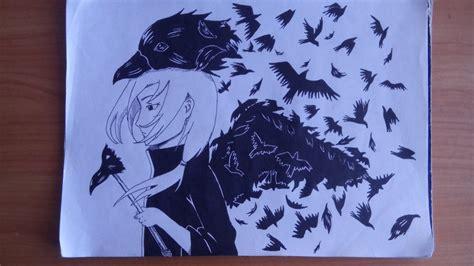 Itachi Uchiha (raven Mode) By Ioannauchiha On Deviantart