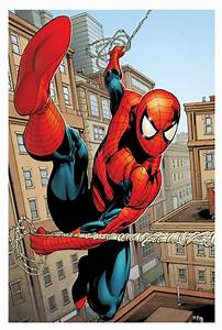 Robert Atkins on his Intro to Comic Art Course - Starts 2/11!  Spiderman