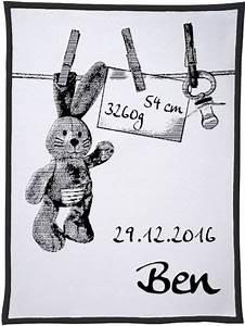 Babydecke Mit Namen Und Geburtsdatum : babydecke mit namen und geburtsdatum babydecken rabtex deckenmanufaktur ~ Buech-reservation.com Haus und Dekorationen