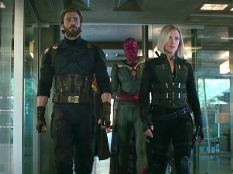 avengers infinity war star chris evans reveals