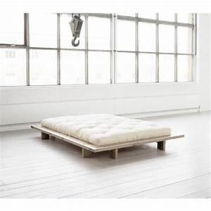 Lit Japonais Pas Cher : structure lit japonais achat vente structure lit ~ Premium-room.com Idées de Décoration