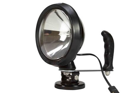 Are you looking for a way to practice your english? Larson Electronics - Vehicle Mount Handheld Spotlight with Magnetic Base - HML-2