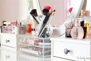 Miroir Maquillage Ikea : coiffeuse rangement sararachelbesy web ~ Teatrodelosmanantiales.com Idées de Décoration