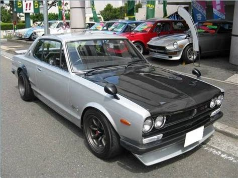 nissan hakosuka for sale 1971 nissan skyline gt r quot hakosuka quot 2 8l 180hp awesome