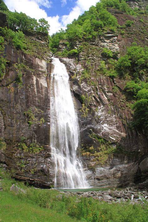 Top Switzerland Waterfalls World