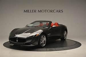New 2017 Maserati GranTurismo Convertible Sport   Westport, CT