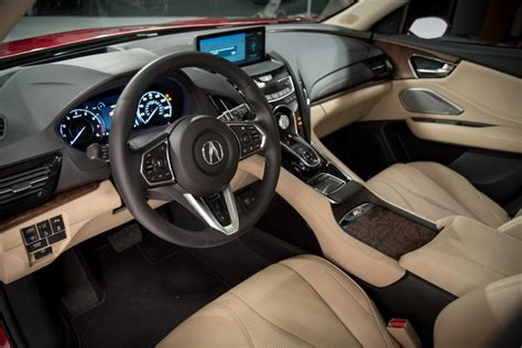 2019 Acura Rdx  Review, Price, Release Date, Design