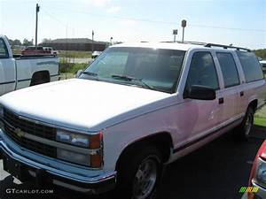 1993 Summit White Chevrolet Suburban C1500  36963477
