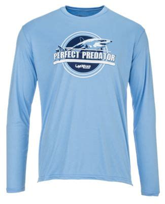Mako Boats T Shirts by Mako Predator Performance Fishing T Shirt For