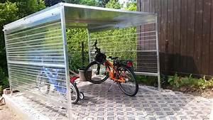 Fahrradgarage 4 Fahrräder : fahrradgarage fahrradbox sylt f r 4 5 fahrr der r der version f r 7 8 fahrr der auf anfrage ~ Buech-reservation.com Haus und Dekorationen