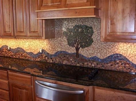 outstanding kitchen mosaic backsplash ideas