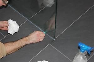 Glaswand Selber Bauen : dusche glaswand befestigung neues wohndesign ~ Lizthompson.info Haus und Dekorationen