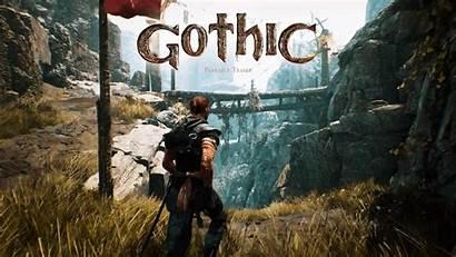 Gothic Ps5 Remake