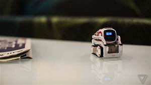 Hanging Out With Anki U0026 39 S Cozmo  The Toy Robot Putting Ai At