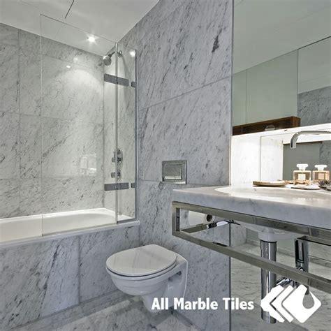 carrara marble bathroom designs bathroom design with bianco carrara marble tile from