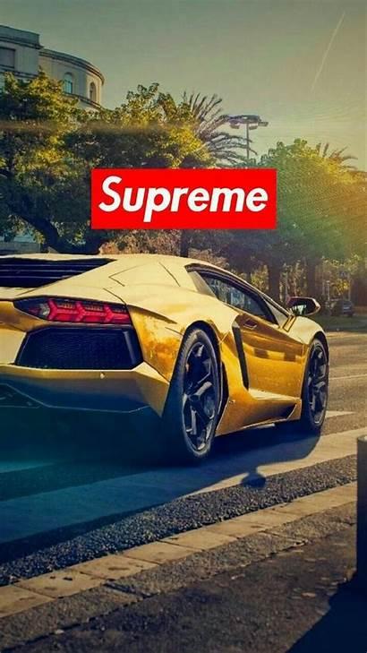 Supreme Wallpapers Cool Lamborghini 4k Iphone Dope