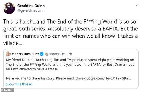 Producer can't buy a BAFTA trophy despite his show's big ...