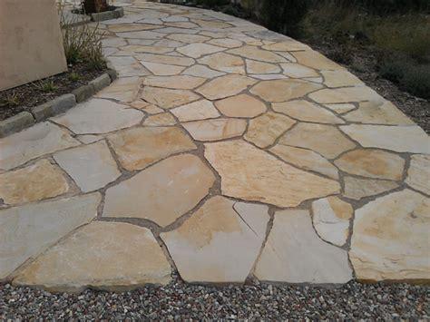sandstone flagstone aspen valley buff flagstone pine s stone company