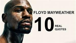 Floyd Mayweathe... Waiting Floyd Quotes
