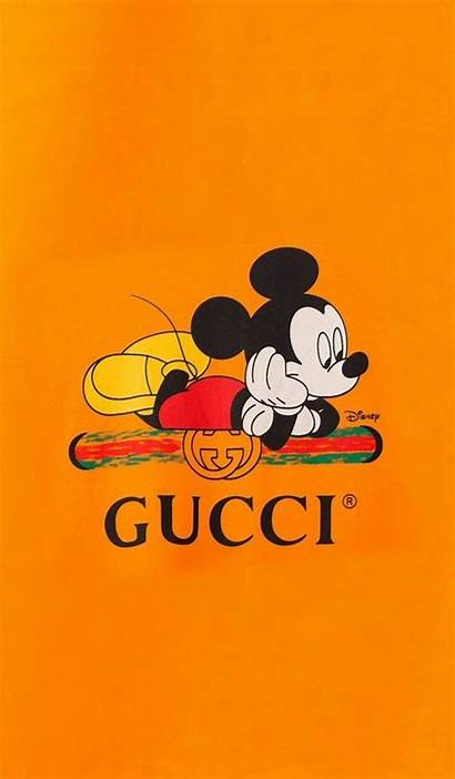 Gucci Mickey Wallpapers Mouse
