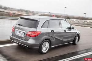 Mercedes Monospace : la classe b en mode 7g dct l 39 argus ~ Gottalentnigeria.com Avis de Voitures