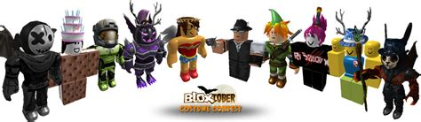 The Winners of the BLOXtober Costume Contest - Roblox Blog